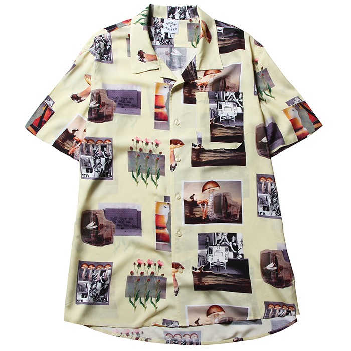BORN X RAISED AFTER SCHOOL SPECIAL ALL OVER PRINT SHIRT 31201