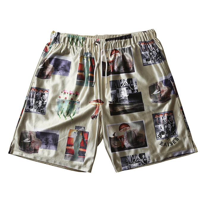 BORN X RAISED AFTER SCHOOLSPECIAL BASKETBALL SHORTS 31801