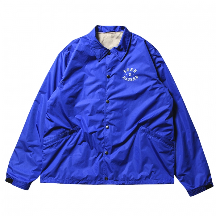 BORNXRAISED THE TOWN COACH JACKET 35003