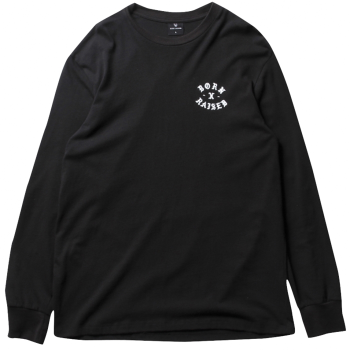 BORNXRAISED THE TOWN LONGSLEEVE 35502