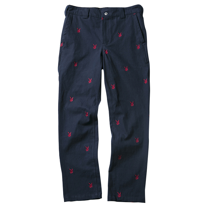 FUCT SSDD DEATHBUNNY CHINO TROUSERS 48704