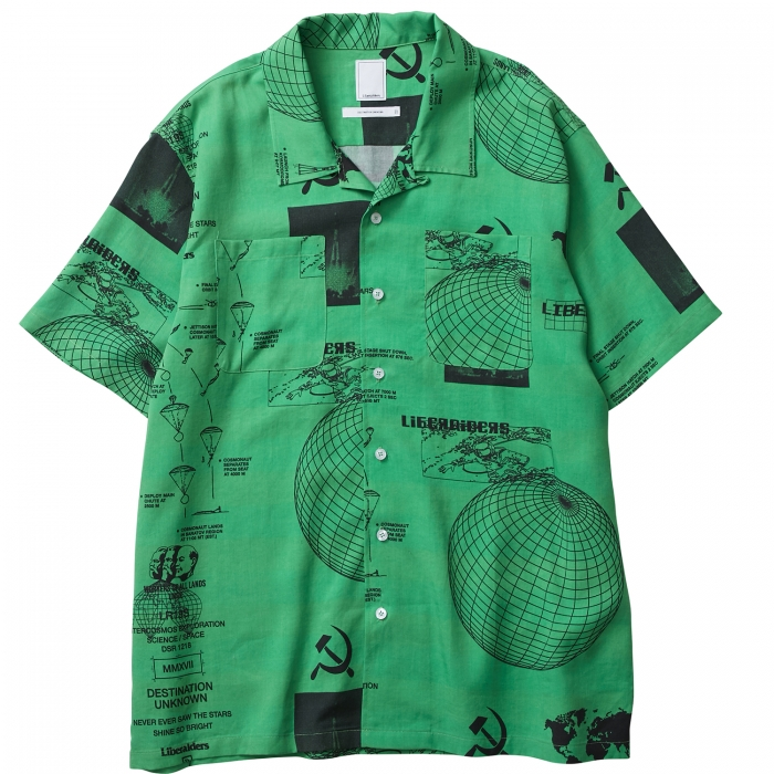 LIBERAIDERS SPACE RACE SHIRT 71201