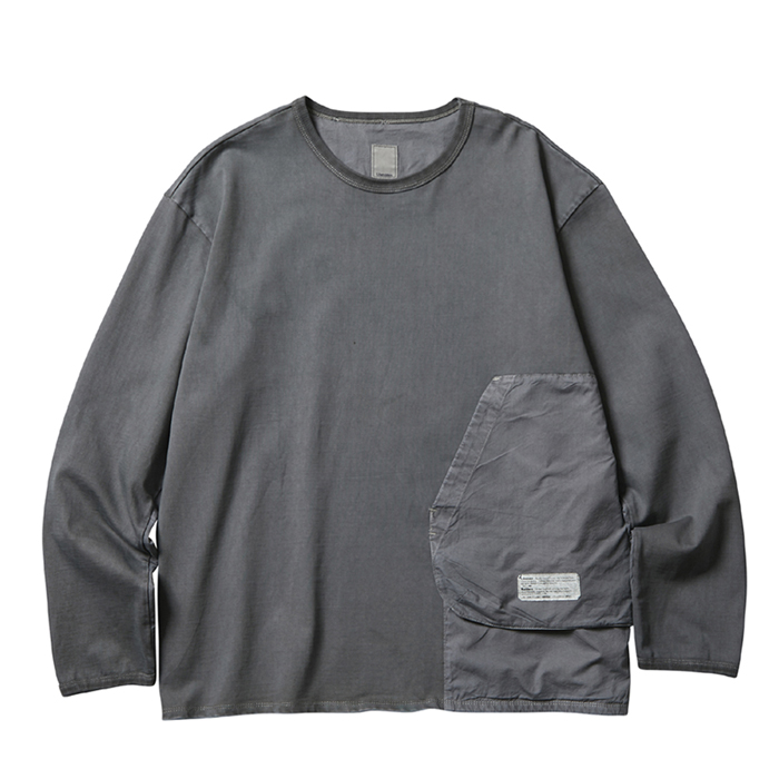 LIBERAIDERS OVERDYED SHOOTING L/S TEE 74501