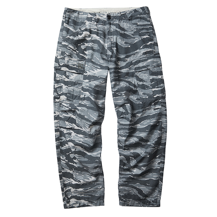 LIBERAIDERS 6 POCKET ARMY PANTS 75701