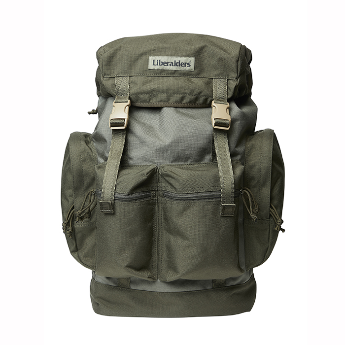 LIBERAIDERS TRAVELIN' SOLDIER BACKPACK 75904