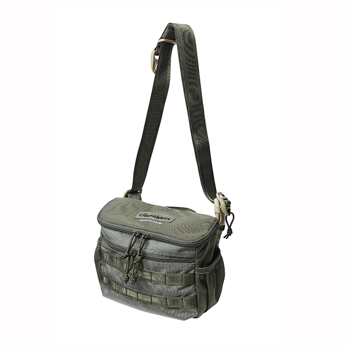 LIBERAIDERS TRAVELIN' SOLDIER SHOULDER BAG 75905