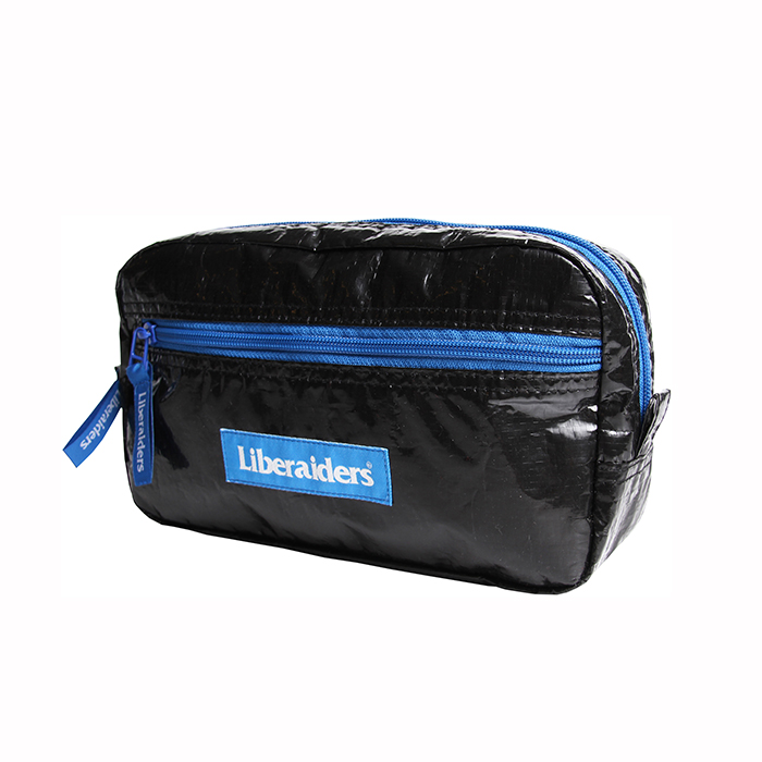 LIBERAIDERS TRAVELIN' ZIP POUCH 75906