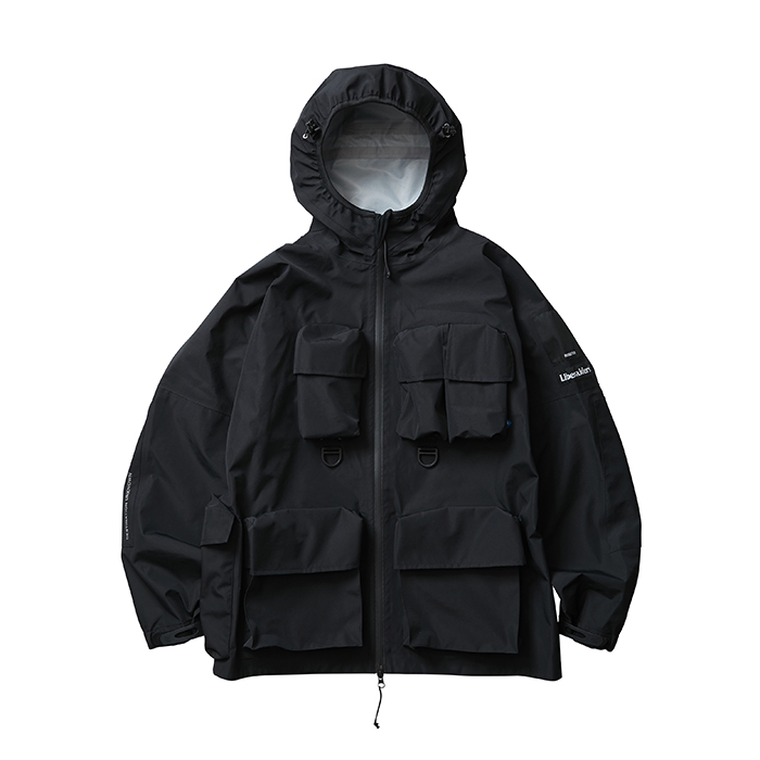 LIBERAIDERS TRANSPORT 3 LAYER JACKET 76001