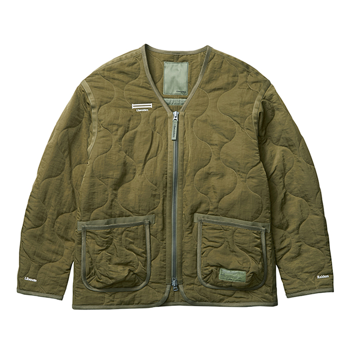 LIBERAIDERS QUILTED JACKET 76004