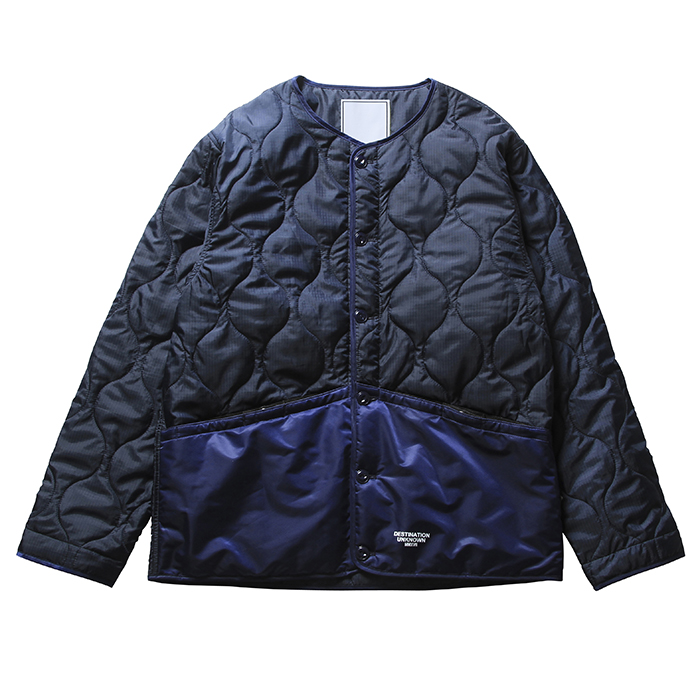 LIBERAIDERS COUP QUILTING LINER JACKET 77006