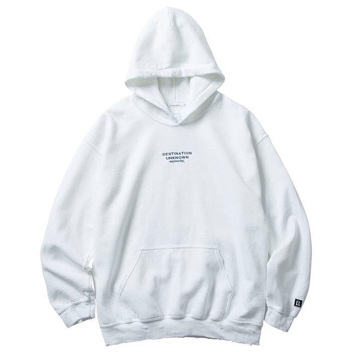 LIBERAIDERS EMBROIDERY PULLOVER HOODIE 77301
