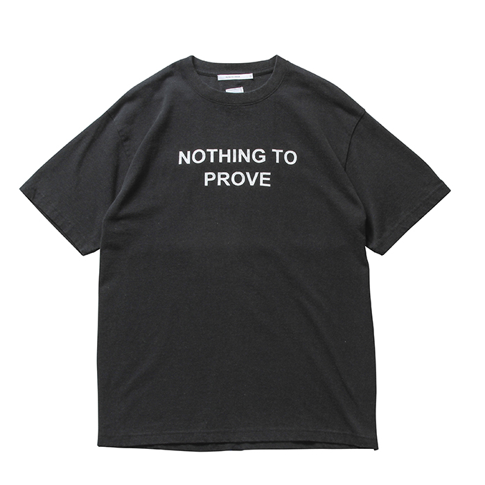 NOTHING TO PROVE TEE 77602