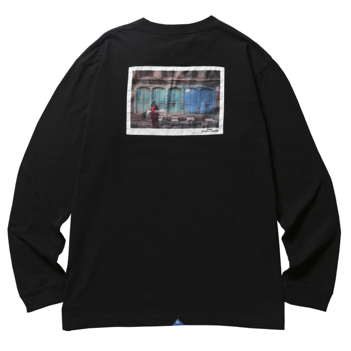 LIBERAIDERS MAW PHOTO L/S TEE 73501