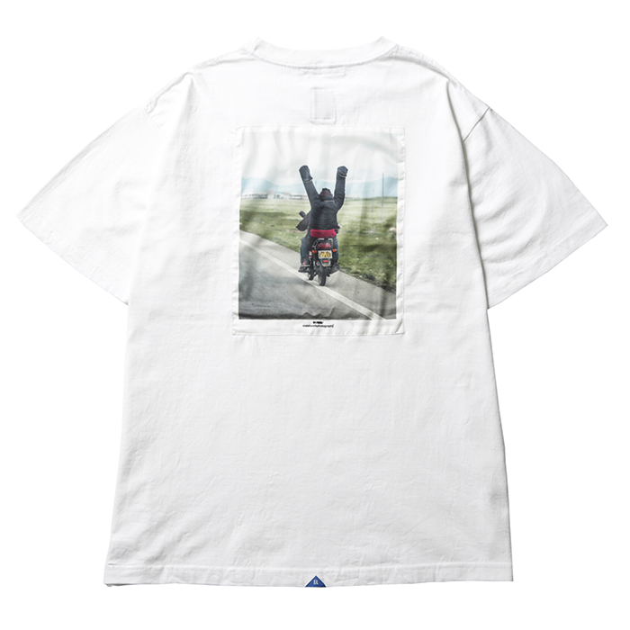 LIBERAIDERS MAW PHOTO TEE 1 73601