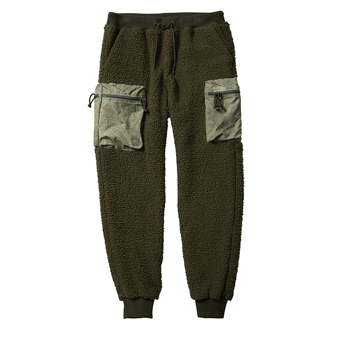 LIBERAIDERS PILE FLEECE PANTS 74701