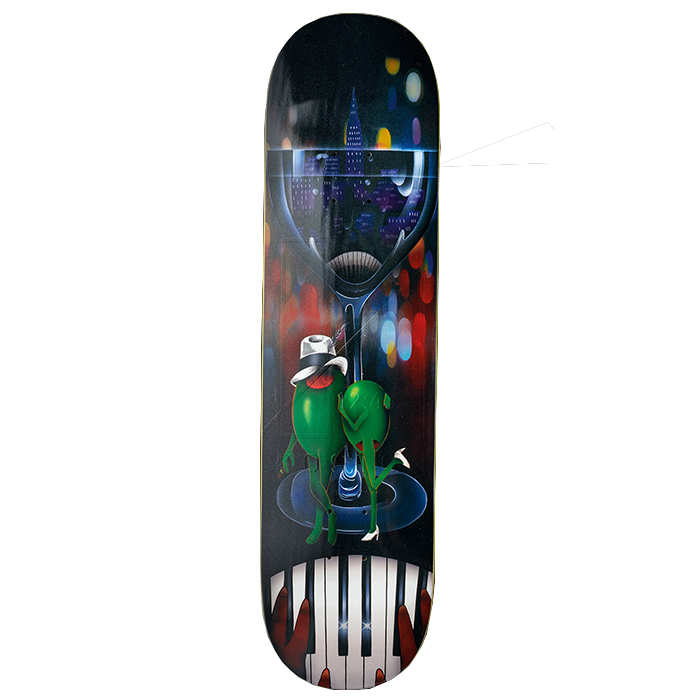 Numbers Edition ERIC KOSTON DECK-Edition 3 18903